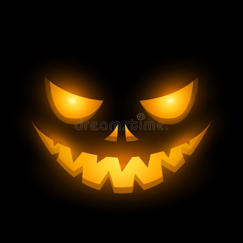 Download Halloween Scary Face Royalty Free Stock Image - Image: 33924516
