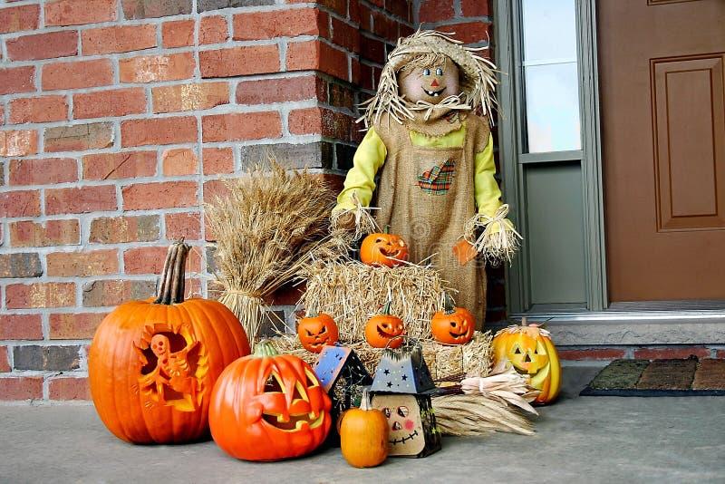 Halloween Scene stock photos