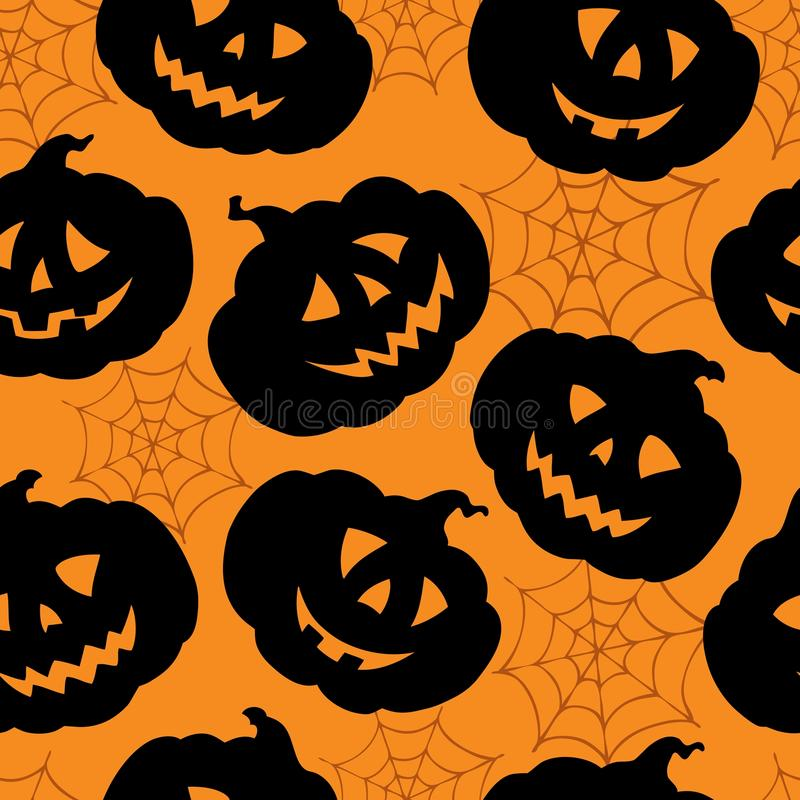 Download Halloween Seamless Background 1 Stock Vector - Illustration: 25446067