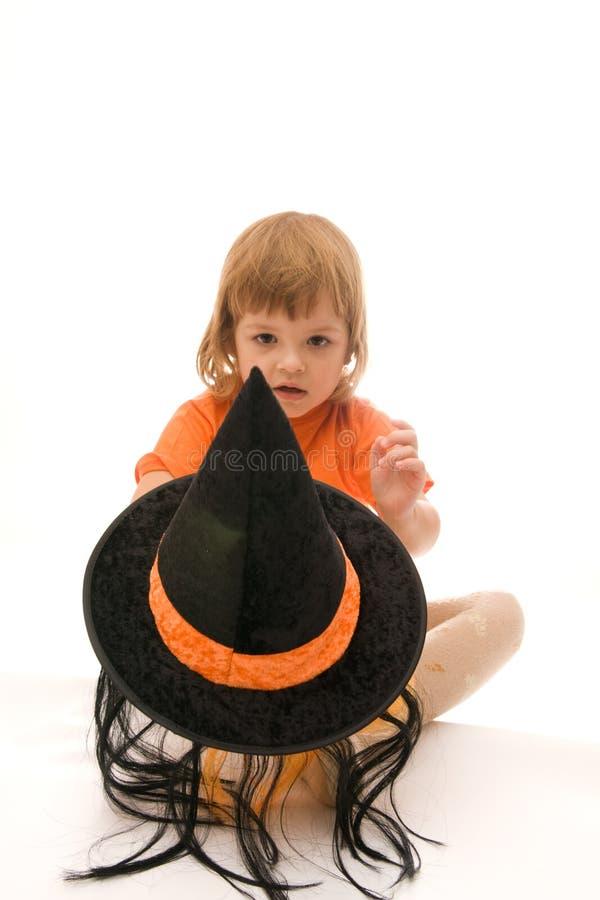 Halloween się przygotować zdjęcia royalty free