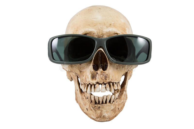 halloween skeleton head ware sunglasses - Halloween Skeleton Head