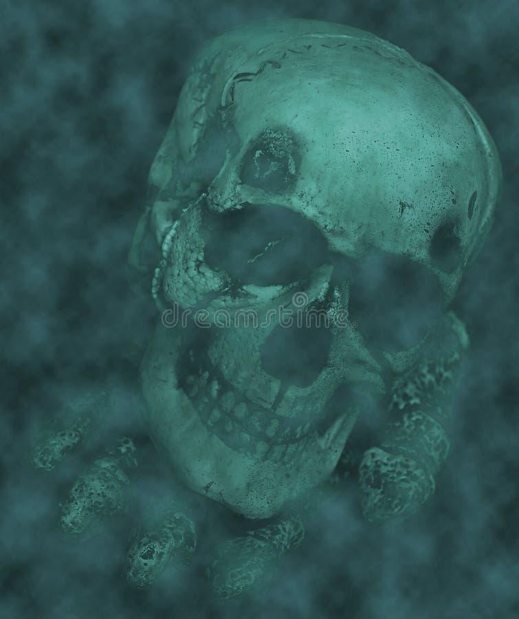 Free Halloween Skull Stock Photography - 264552