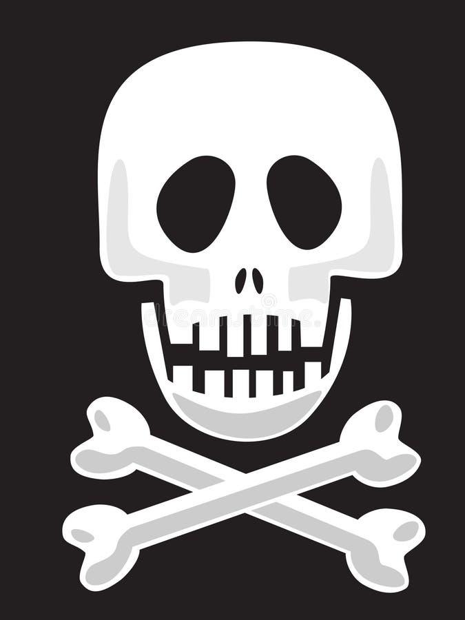 Free Halloween Skull Royalty Free Stock Photography - 5233567
