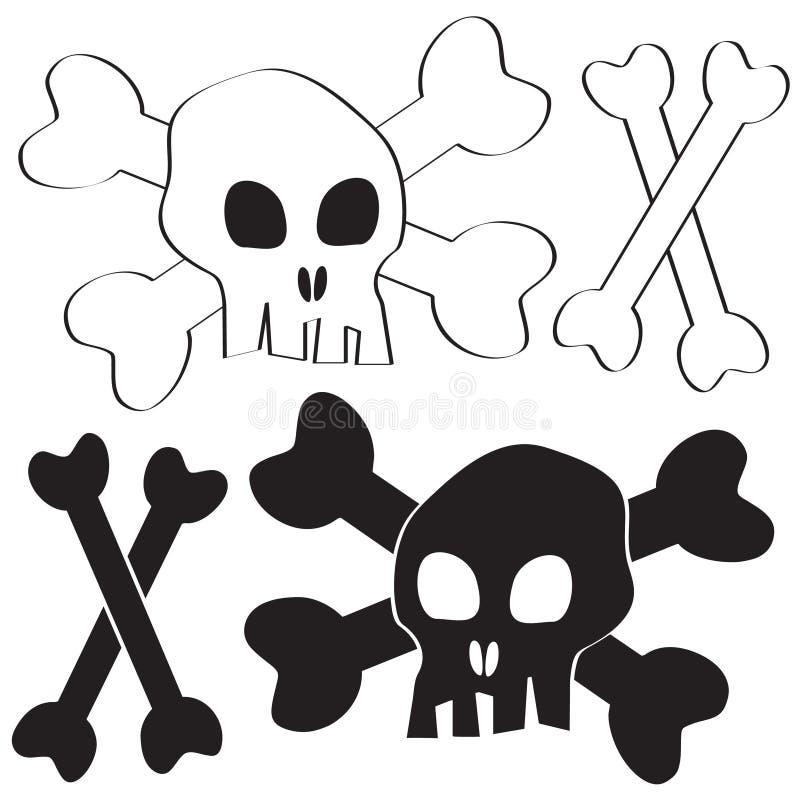 Free Halloween Skull Stock Photo - 5233570