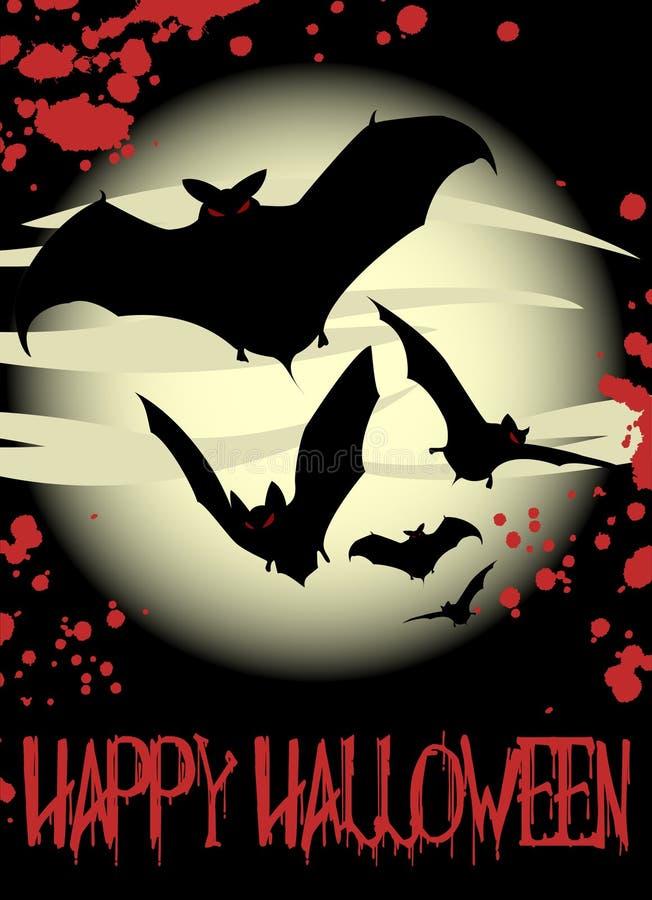halloween szczęśliwy ilustracji