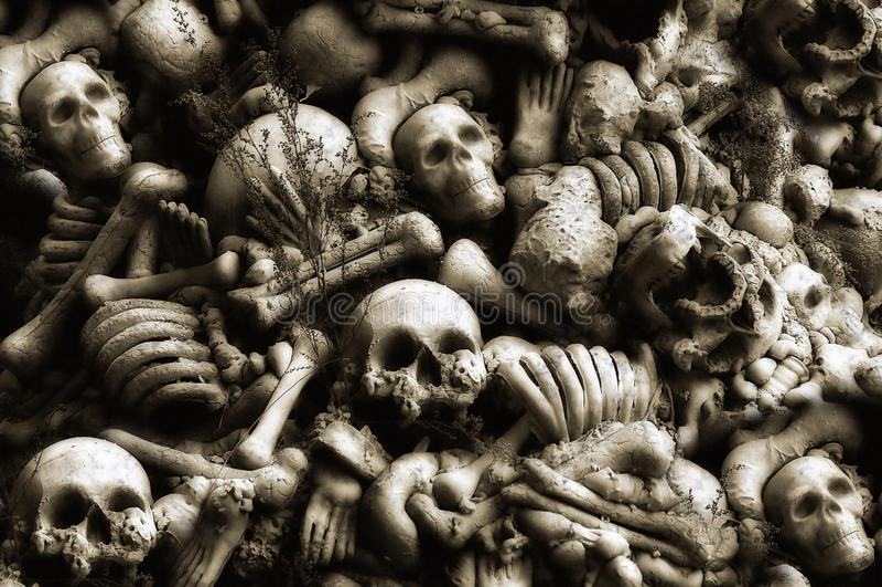 Halloween-Tapete lizenzfreie stockfotografie