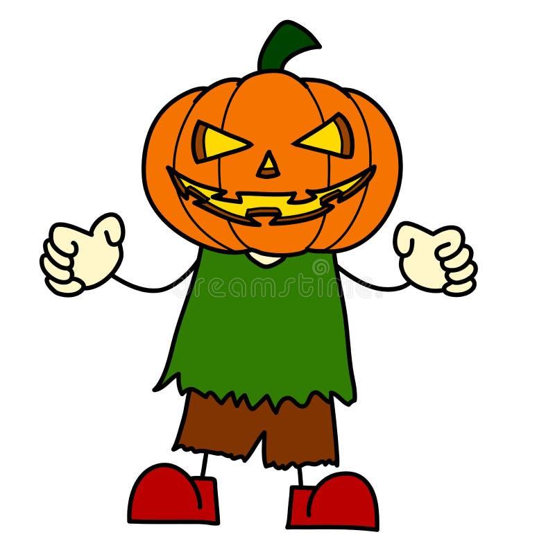 Download Halloween Teckentecknad Film. Stock Illustrationer - Illustration av spöke, monster: 27284796