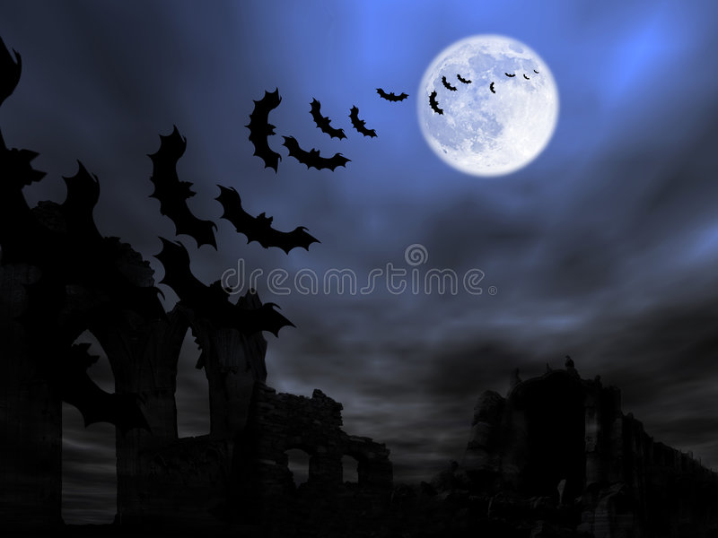 Halloween theme royalty free stock photography