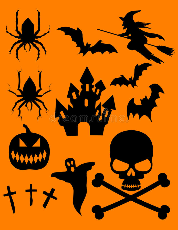Halloween Theme! Vector Images...(clip Art) Stock Vector - Image ...
