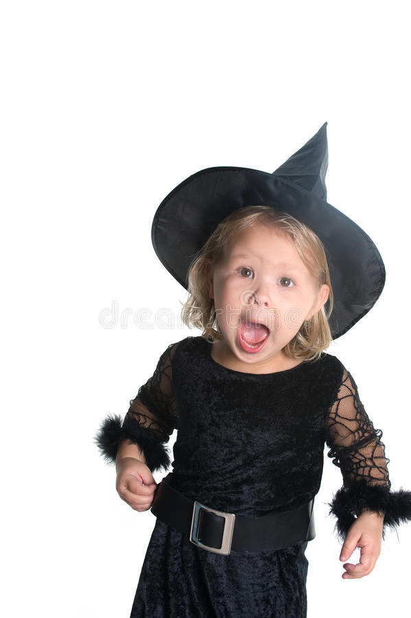Download Halloween time stock image. Image of playing, black, witch - 10617181