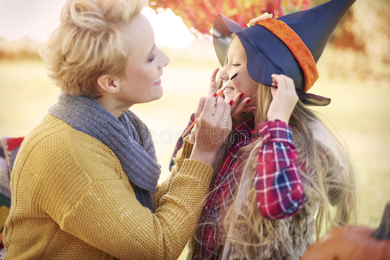 Halloween time royalty free stock photography