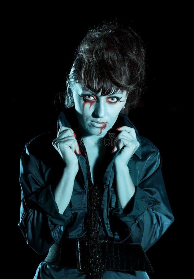 Halloween vampire royalty free stock image