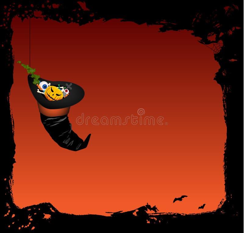 Download Halloween Vector Illustration Stock Vector - Illustration of fall, comic: 32657459