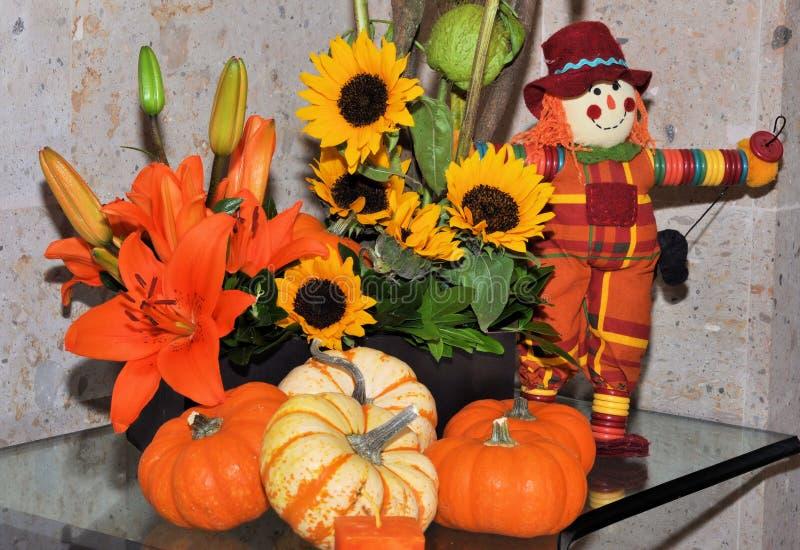 Halloween-Verzierung lizenzfreies stockbild