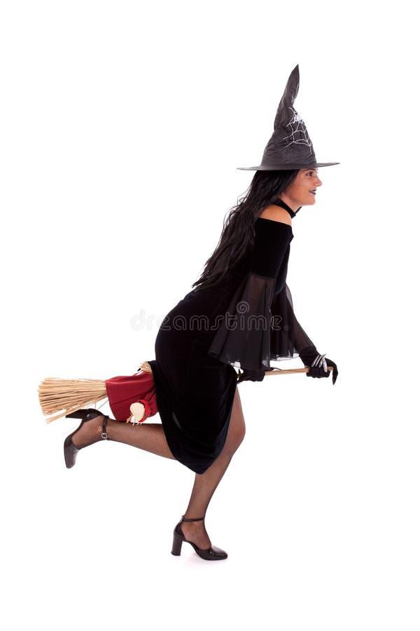 Halloween Witch Stock Photos