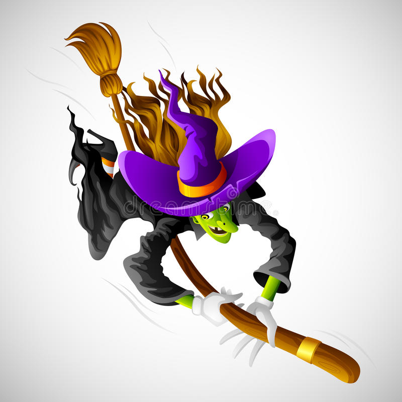 Download Halloween Witch stock vector. Image of celebration, halloween - 26468376