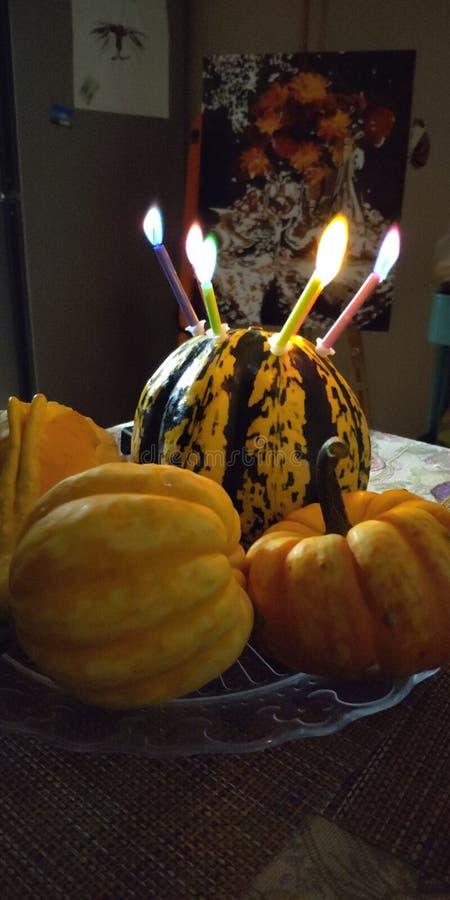 Halloween-Zusammensetzung lizenzfreies stockfoto
