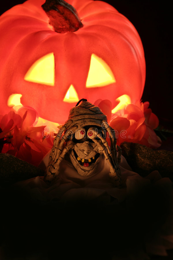 Halloween002 immagine stock