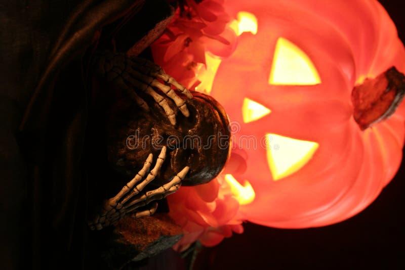 Halloween003 royalty-vrije stock afbeeldingen