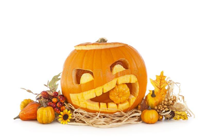 Halloweenowe banie obrazy stock
