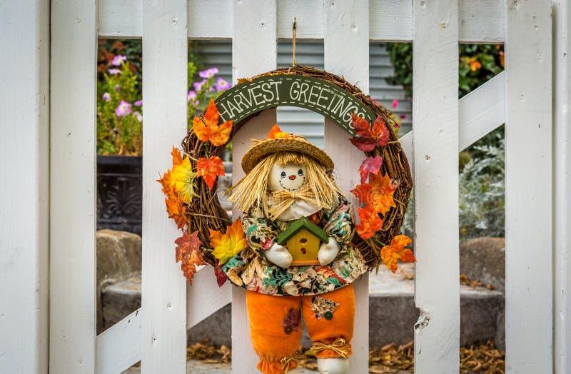 Halloweenowi tematy obrazy stock