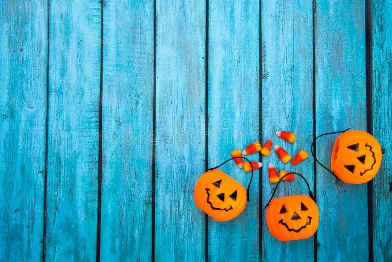 Halloweenowy cukierku tło obrazy royalty free