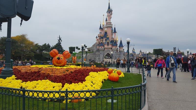 Halloweenowy Disney zdjęcia stock