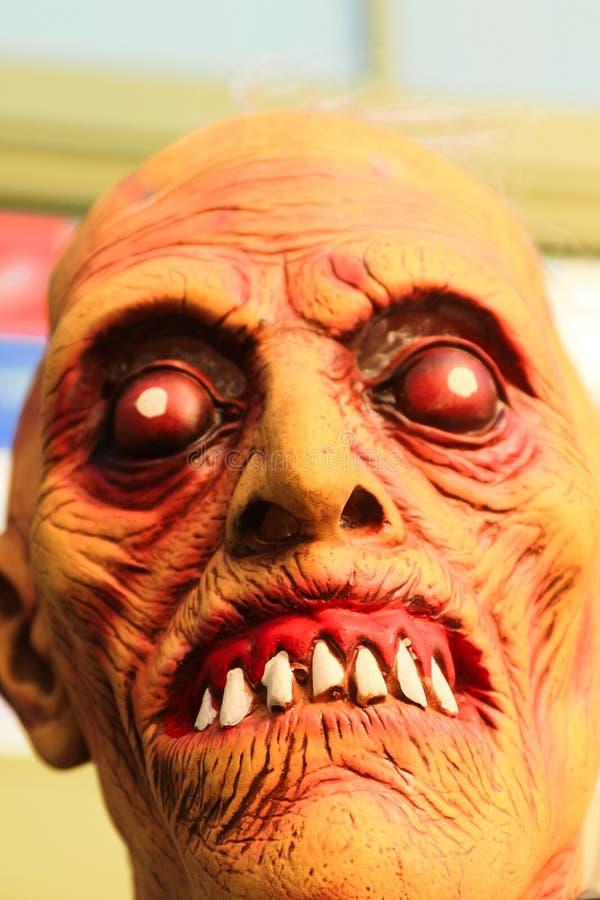Halloweenowy potwór fotografia royalty free