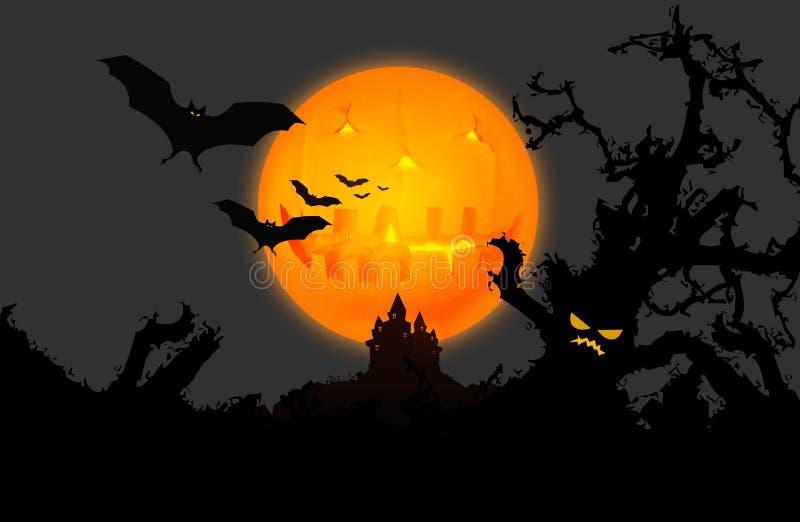 Download Hallowen background stock illustration. Image of hallowen - 11204295