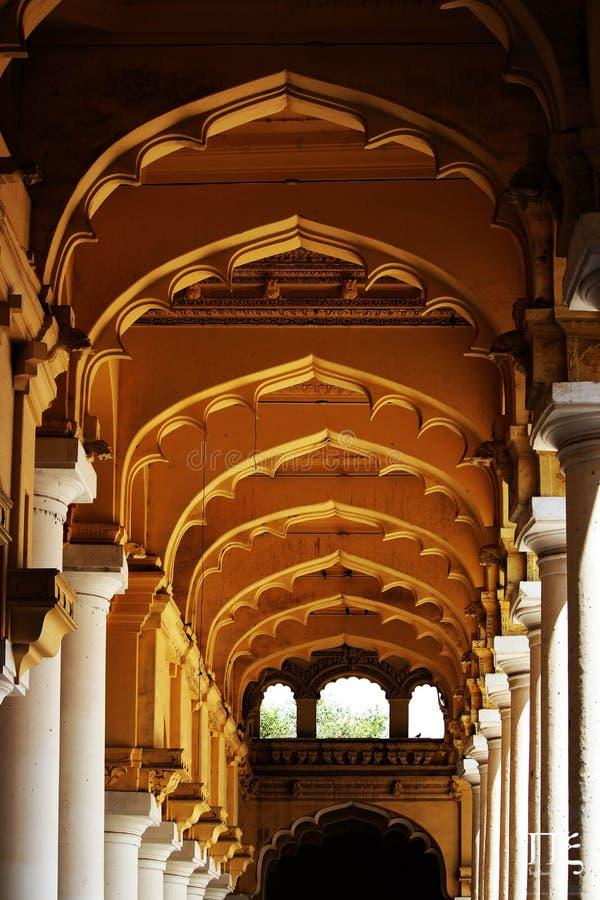 Halls de gloire images stock