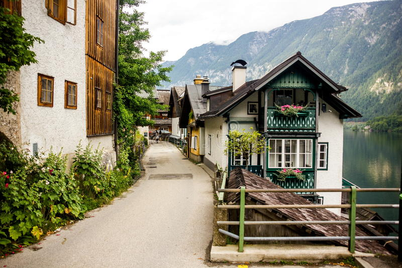 Hallstatt. Austria. royalty free stock photos
