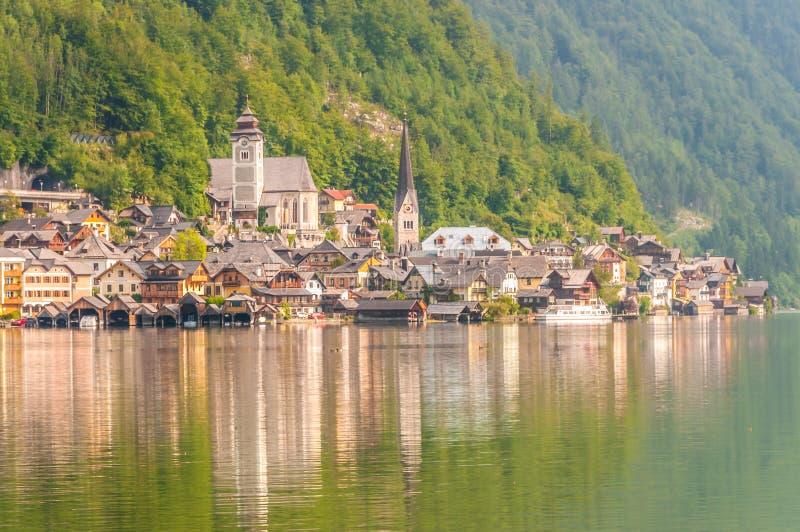 Download Hallstatt Landscape stock image. Image of austria, traveling - 32407051