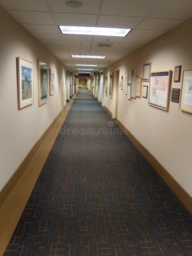 Hallway immagine stock libera da diritti
