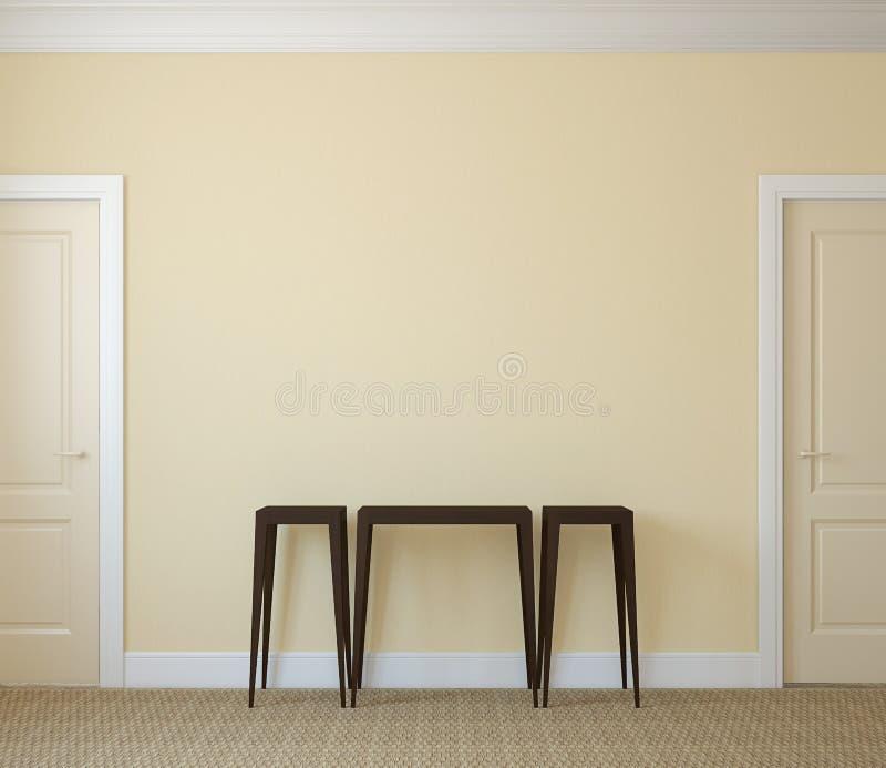 hallway royalty illustrazione gratis
