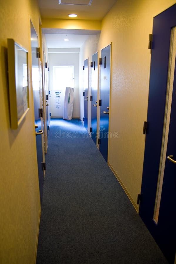 Download The hallway stock image. Image of stay, cosy, narrow, corridor - 6344385