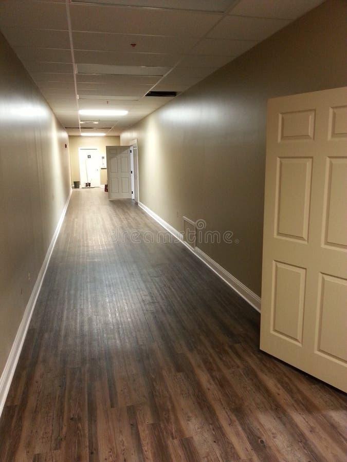 hallway imagens de stock