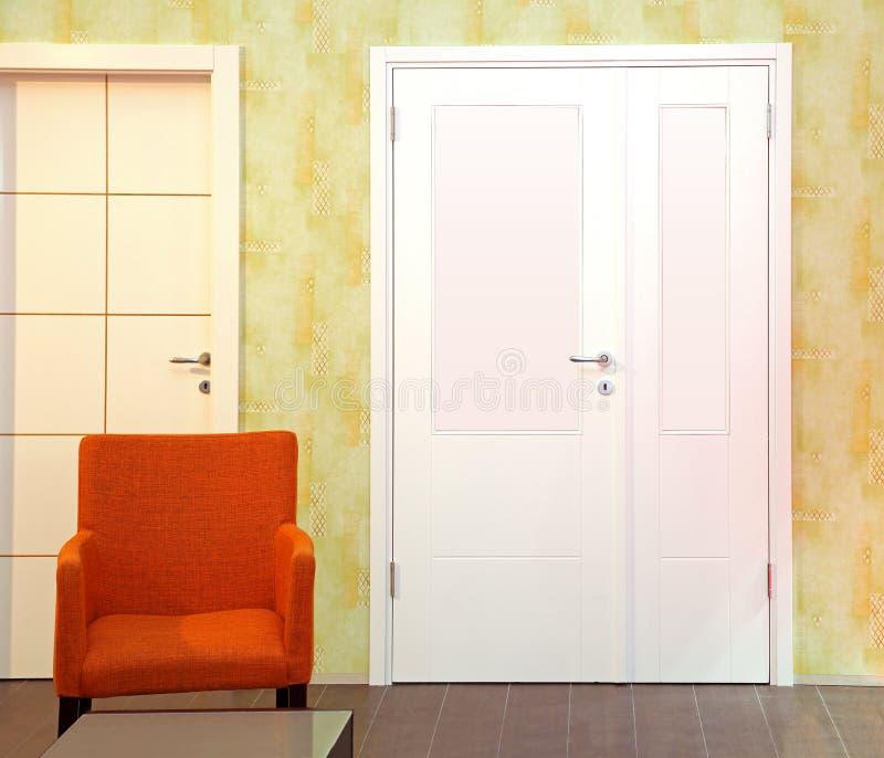 Hallway Door Stock Photography