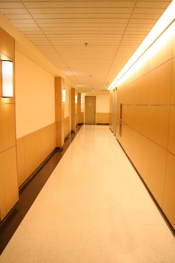 hallway long στοκ εικόνες