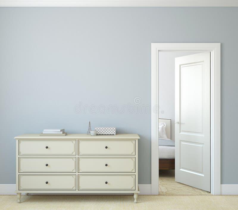 hallway rappresentazione 3d royalty illustrazione gratis