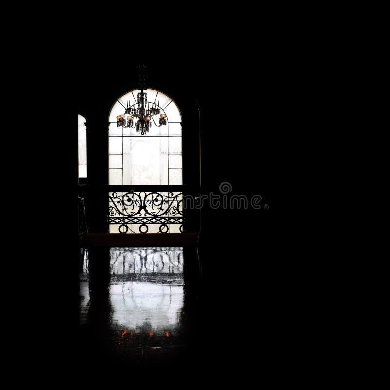 Free Hallway Silhouette Stock Photos - 26065843