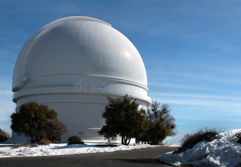 halny obserwatorium zdjęcia royalty free