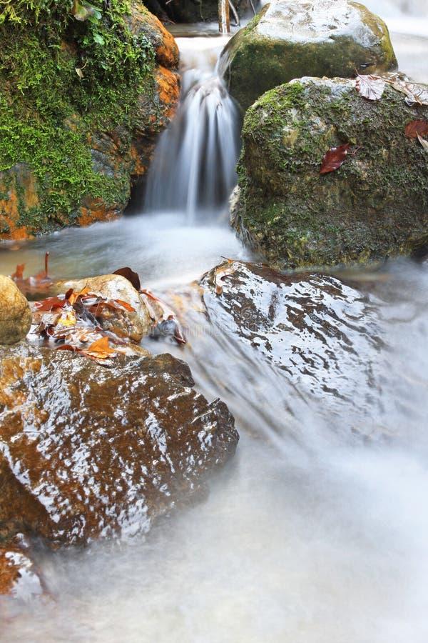 halny strumień obrazy stock