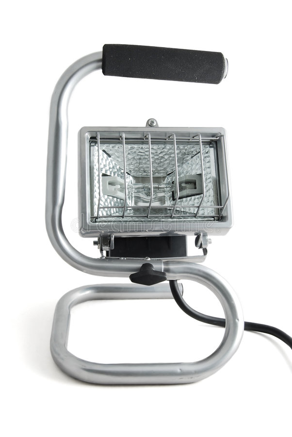 Halogen projector stock images
