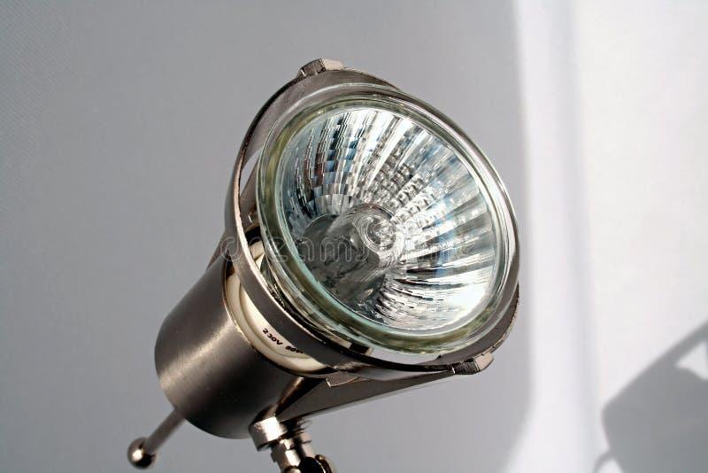 halogenlampa royaltyfria bilder