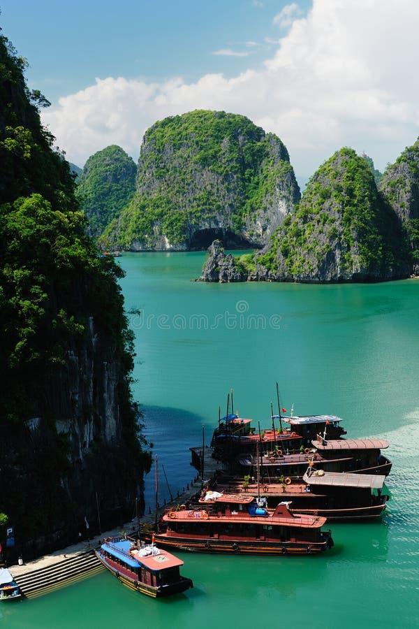 Download Halong Bay stock image. Image of seascape, summer, destination - 17190111