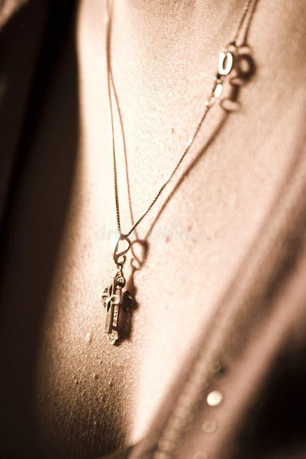 Halsband royalty-vrije stock foto