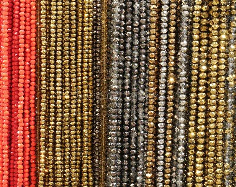 Halsbanden voor verkoop stock foto