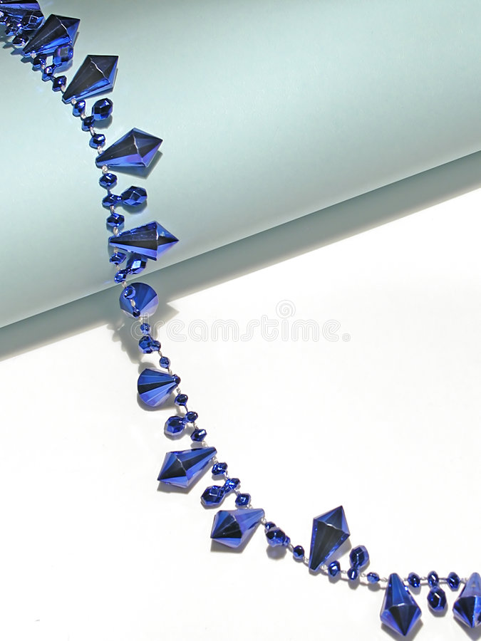 Halskette stockfotografie