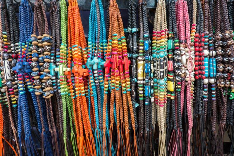 Halsketten stockbilder