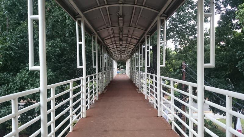 Halte transjakarta zdjęcie stock